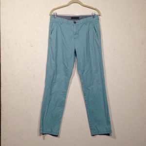 tommy hilfigier | chic trousers blue size 29